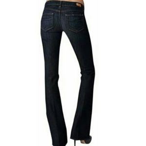 PAIGE Canyon Bootcut Jeans 28
